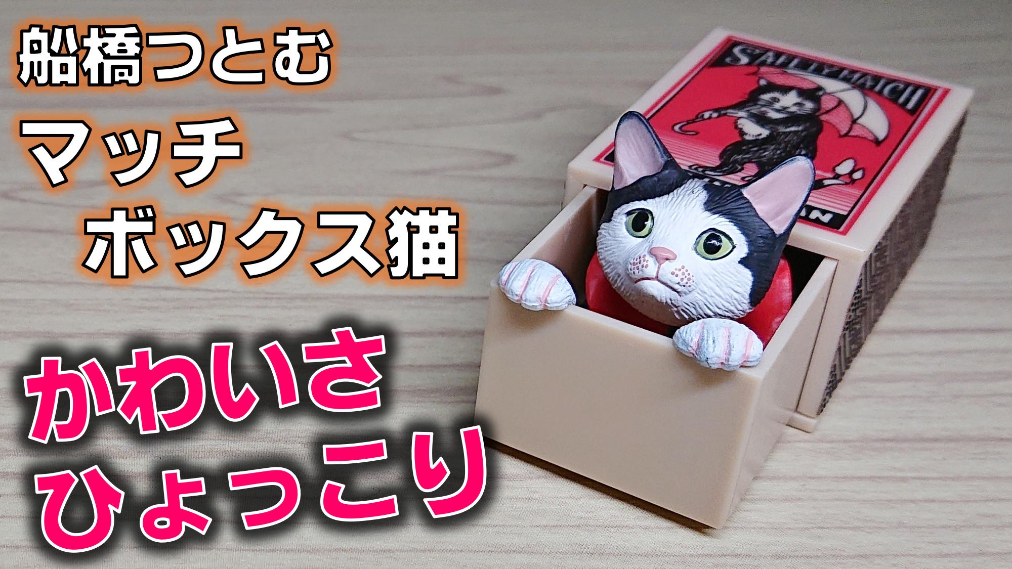 マッチボックス猫_アイキャッチ